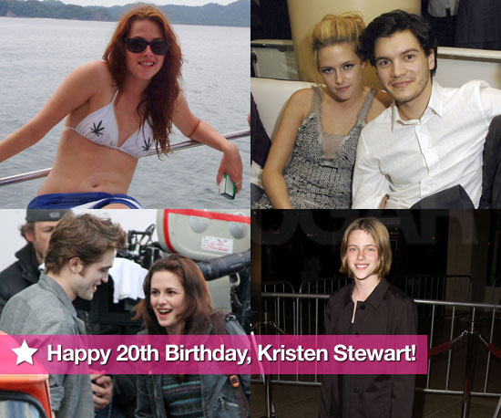 Happy 20th Birthday, Kristen Stewart!