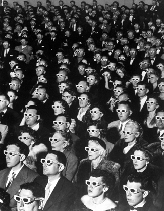 3D Movies Make Some Moviegoers Sick