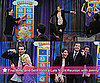Pictures of Tina Fey, Amy Poehler, and Seth Meyers on Late Night With Jimmy Fallon