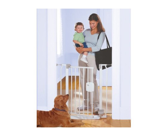 Hands-Free Child Gates