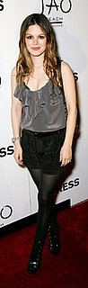 Rachel Bilson Wears Express at TAO Beach in Las Vegas