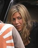 Pictures of Jennifer Aniston and Adam Sandler