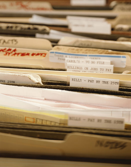 Archive Your Old Tax Returns