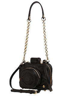 Camera-Shaped Evening Bag: Totally Geeky or Geek Chic?
