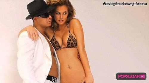 Video of Bar Refaeli in a bikini with the Jersey Shore cast
