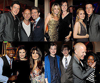 Pictures of Glee Cast Members Lea Michele, Cory Monteith, Jane Lynch, Matthew Morrison, and More