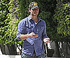 Slide Picture of Peter Facinelli in LA