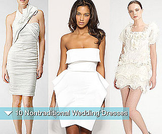 Unique and Stylish Wedding Dresses 2010-04-14 09:00:22