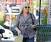 Slide Picture of Amy Poehler Pregnant Shopping in New York
