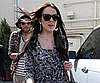 Slide Photo of Lindsay Lohan Shopping With Friends in LA