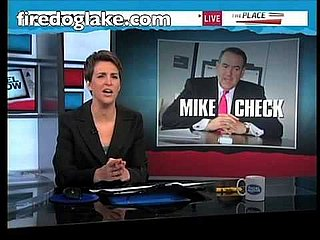 "Rachel Maddow Blasts Huckabee For ""Children Aren't Puppies"" Quote"