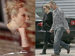 Pictures of Rachel McAdams Getting Lunch in Canada