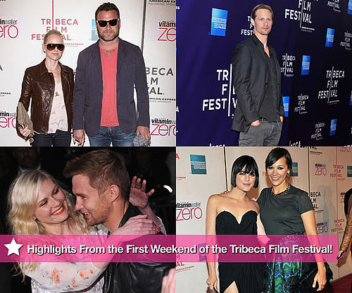 Highlights From the First Weekend of the Tribeca Film Festival!