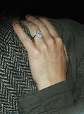 Christina Applegate Engagament Ring