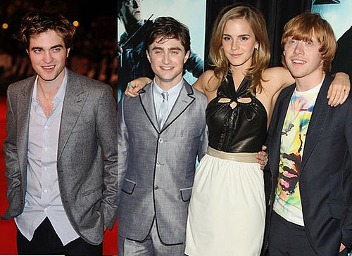 Photos of Robert Pattinson Debut on 2010 Sunday Times Rich List With Harry Potter Daniel Radcliffe, Emma Watson, Rupert Grint