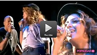 Video: Jay-Z, Beyonce, Zooey Deschanel Are Stars on Stage at Coachella