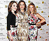 Slide Picture of Sheryl Crow with Tina Fey and Mariska Hargitay at Matrix Awards