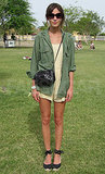 Picture of Alexa Chung at Coachella Lacoste Party 2010-04-19 03:07:15
