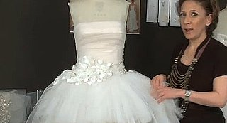 Bridal Designer Reem Acra Gives Exclusive Sneak Peek Into Her Spring 2011 Bridal Collection