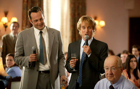 The Wedding Crashers!