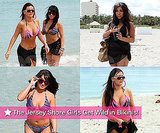 Pictures of Jersey Shore Girls in Bikinis in Miami