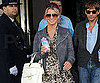 Slide Picture of Jessica Simpson Leaving Hotel in New York
