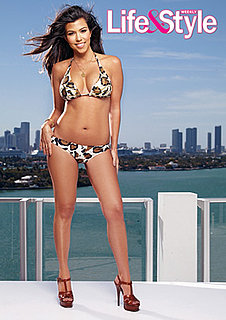 "Kourtney Kardashian Reveals ""How I Got My Bikini Body"" to Life & Style Magazine"