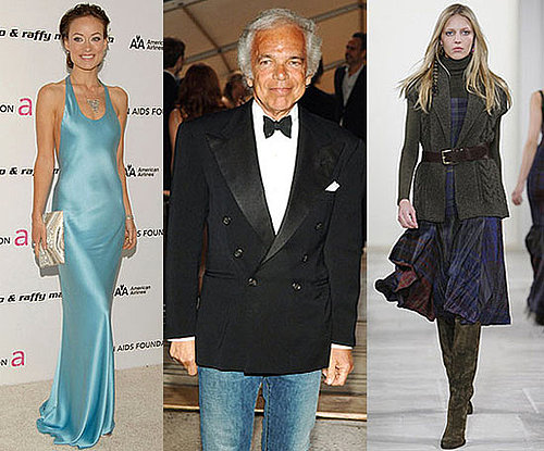 Ralph Lauren Fashion Tribute