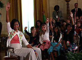 Michelle Obama Hosts Take Our Daughters and Sons to Work Day