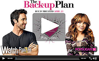 Video Review of The Back-up Plan