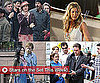 Pictures of Jennifer Aniston, Kate Winslet and Channing Tatum on Set