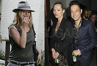 Pictures of Kate Moss And Jamie Hince Together Partying And Getting a Pub Lunch in London