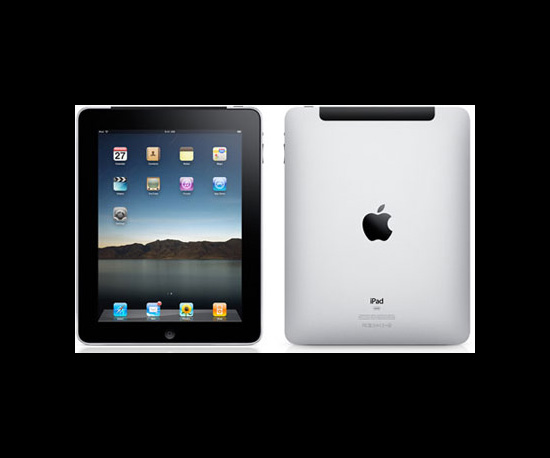 Apple iPad WiFi + 3G in Stores April 30