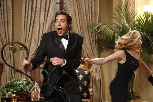 Chuck Recap: Chuck vs. The Honeymooners