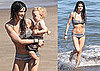 Pictures of Ashlee Simpson in a Bikini With Bronx Wentz
