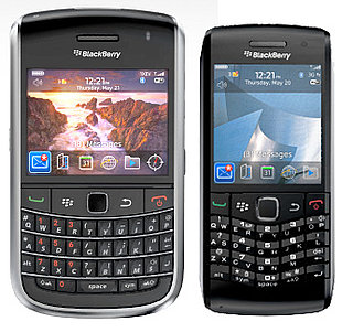 New BlackBerry Bold 9650 and BlackBerry Pearl 9100 With 3G