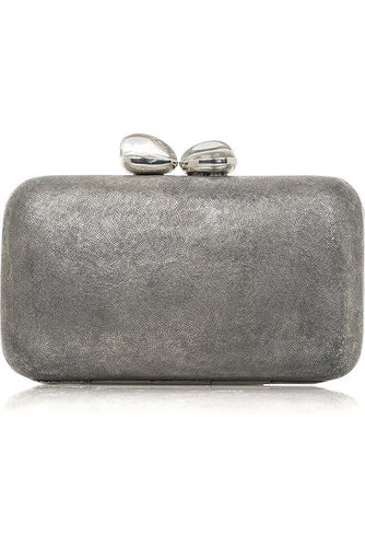 Celestina Loss sterling silver clutch