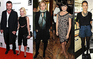 Pictures of Selma Blair, Liev Schreiber, Naomi Watts, Jessica Alba, and Abbie Cornish at the Tribeca Film Festival 2010-04-27 14:00:00