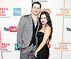 Slide Picture of Channing Tatum and Jenna Dewan at Tribeca Film Festival