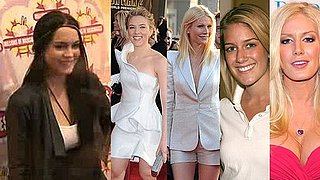 Lindsay Lohan Making Milk Shakes in LA, Iron Man 2 Premiere, and The Hills Girls Through the Years