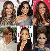 Pictures of Jennifer Lopez&#039;s Hair During Back-up Plan Press