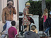 Pictures of Johnny Depp With Vanessa Paradis With Lily-Rose in Venice