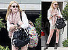 Pictures of Dakota Fanning Leaving School in LA