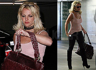 Pictures of Britney Spears Going to Her Lawyer's Office in LA
