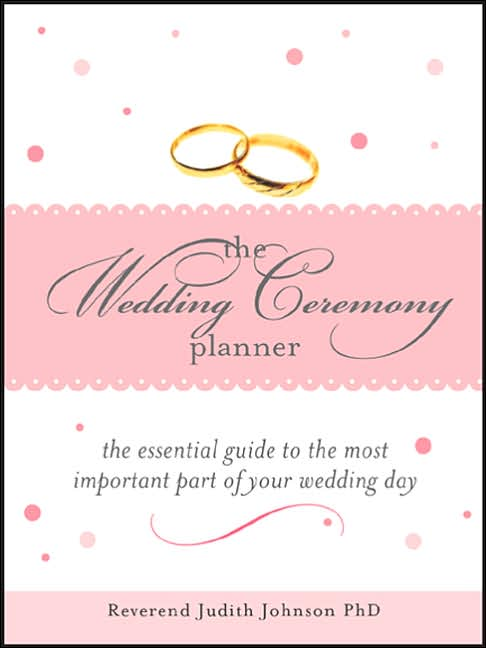 The Wedding Ceremony Planner