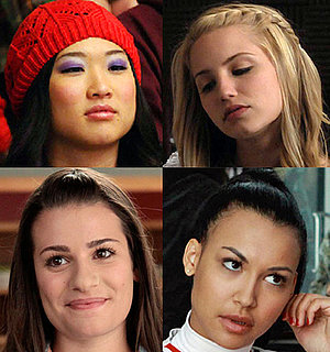 Glee Characters in Real Life