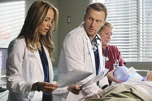 "Grey's Anatomy Recap Episode ""Hook, Line and Sinner"""