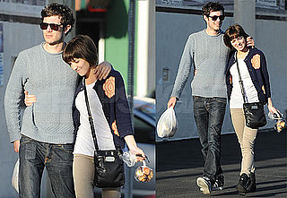 Pictures of Adam Brody With His New Girlfriend Lorene Scafaria in LA