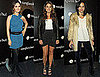 Pictures of Rachel Bilson, Nikki Reed, and Zoe Kravitz at Sunglass Hut Event in NYC