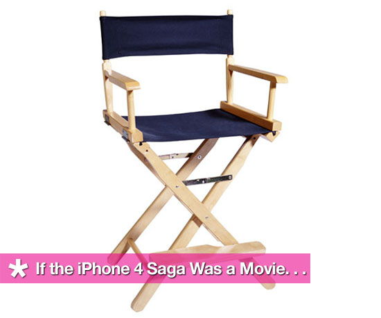 Actor Suggestions For the iPhone 4 Movie